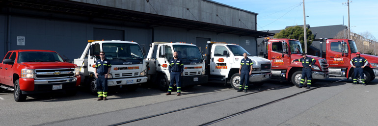 towing services in Santa Ana
